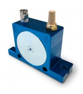 Vibrateur pneumatique à bille de taille de corps 3