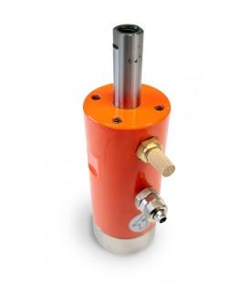 Vibrateur linéaire pneumatique de taille de corps 3