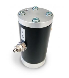 Vibrateur linéaire pneumatique à coussin d'air de taille de corps 3